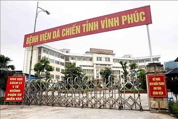vinh phuc bat duoc benh nhan nhiem covid 19 bo tron khoi benh vien da chien