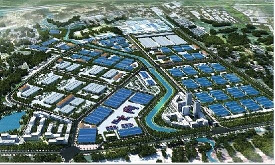 Vĩnh Phúc: Thành lập Khu công nghiệp Bá Thiện – Phân khu 1
