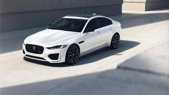 kham pha xe sang jaguar xf r dynamic black