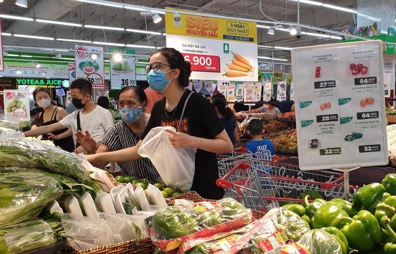 Sẵn sàng các phương án bảo đảm nguồn cung thực phẩm cho TP Hồ Chí Minh