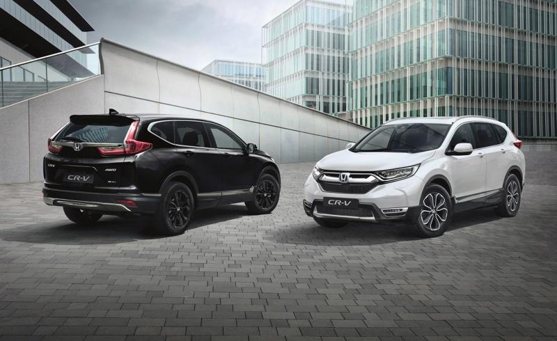 Nhiều ưu đãi khi mua Honda CR-V trong tháng 9/2021