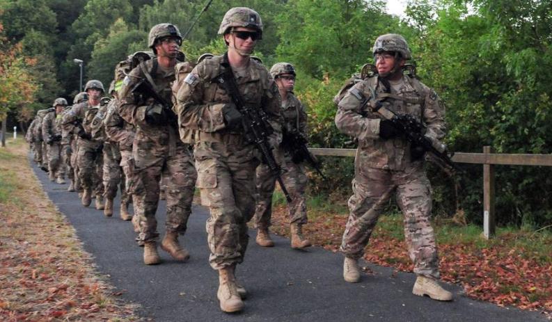 Ngân sách quốc phòng Mỹ tiến gần mốc 800 tỷ USD?