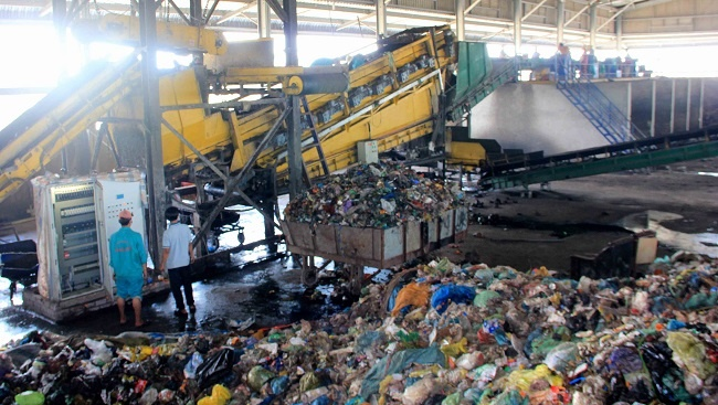 Chế tạo công nghệ xử lý rác thải sinh hoạt thành dinh dưỡng hữu cơ