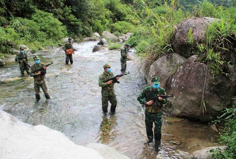 Lai Châu: Đồn Biên phòng Pa Vệ Sủ bảo vệ an ninh vùng biên luôn ổn định