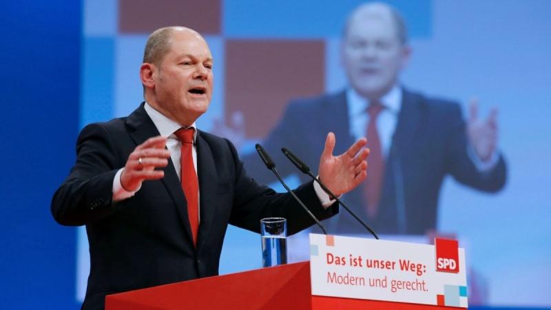 Nước Đức chuẩn bị đón chào Thủ tướng mới thay bà Angela Merkel
