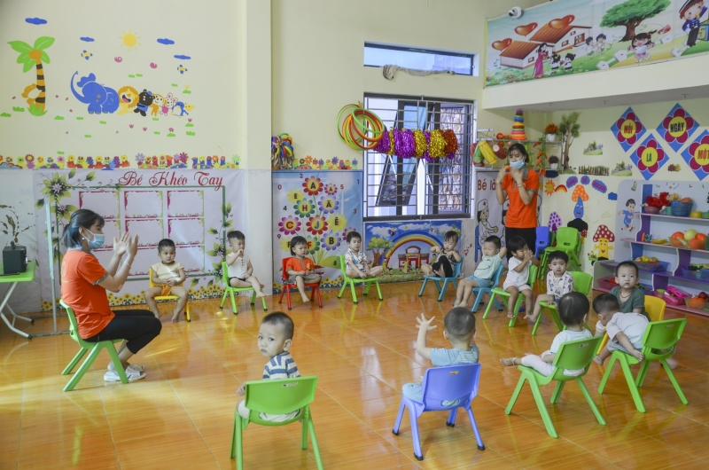 Giáo dục Điện Biên khỏa lấp chỗ trống giáo viên