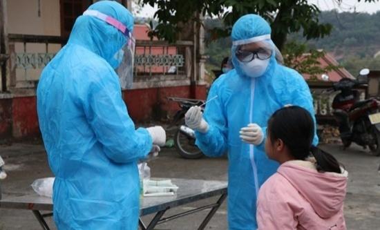 Phú Thọ: Thêm 45 học sinh dương tính với SARS-CoV-2
