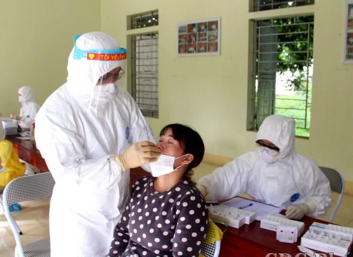 Phú Thọ: Khẩn trương khoanh vùng, truy vết ổ dịch mới