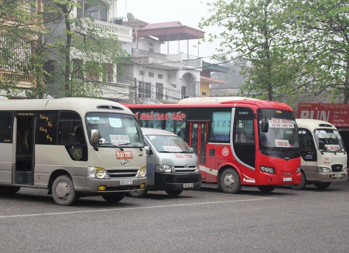 27 tỉnh, thành phố tái khởi động vận tải hành khách liên tỉnh