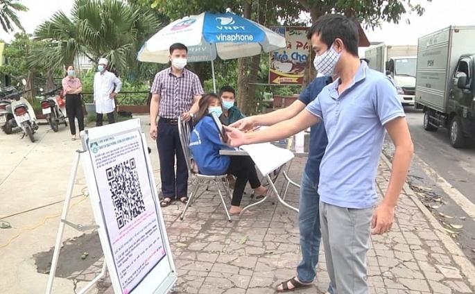 Yên Bái: Kiểm soát người đến từ vùng dịch tại các tỉnh giáp ranh