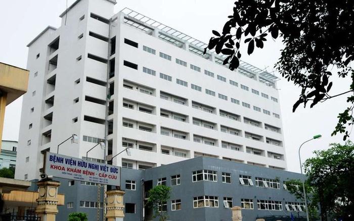 Hà Nội: Bệnh viện Việt Đức khám chữa bệnh trở lại từ 0h00 ngày 18/10