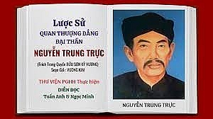 binh dinh to chuc le gio anh hung nguyen trung truc