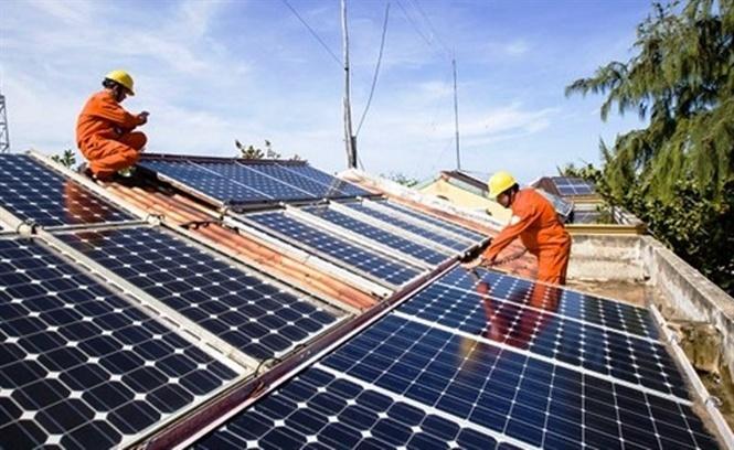 TT-Huế: Khuyến khích người dân dùng điện mặt trời mái nhà