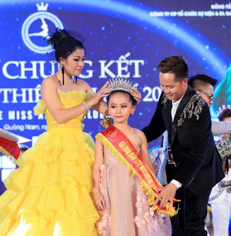 Tsai Triệu An xuất sắc đăng quang quán quân Tìm kiếm Thiên tài nhí 2019