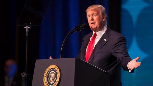 Ông Trump mang gì đến Diễn đàn Kinh tế Thế giới 2018?