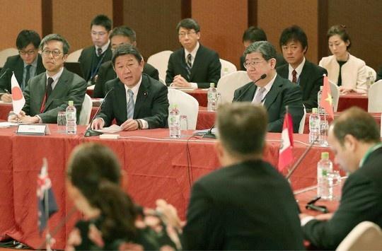 TPP 11 sẽ được ký vào tháng Ba