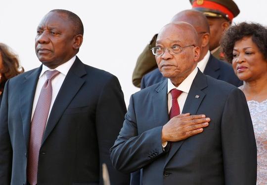 Tương lai nào cho Tổng thống Nam Phi Jacob Zuma?