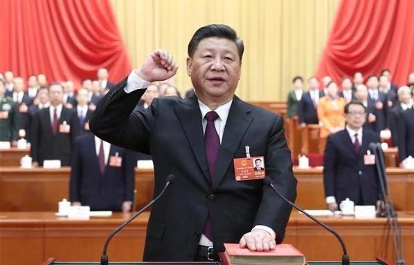 Ông Tập Cận Bình tái đắc cử Chủ tịch nước với 100% phiếu bầu