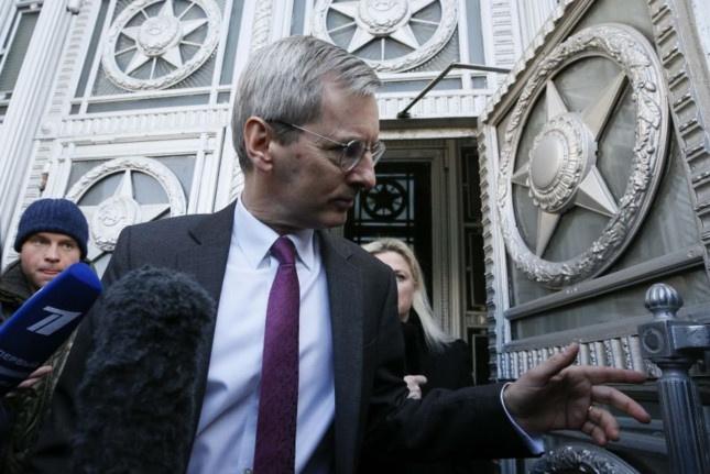 Nga trục xuất 23 nhà ngoại giao, đóng cửa lãnh sự quán Anh ở St. Petersburg