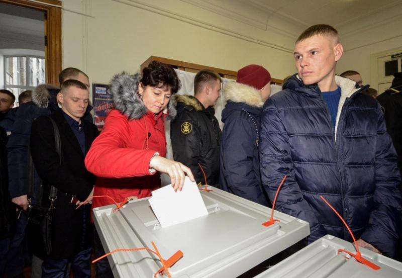 """Cử tri Nga sẽ được dùng """"bữa sáng của tổng thống"""" khi đi bỏ phiếu"""
