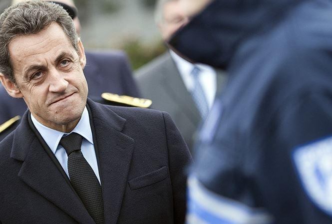 Pháp: Cựu Tổng thống Sarkozy bị bắt
