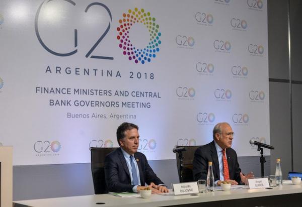 Hội nghị G20 quan ngại về cuộc chiến thương mại toàn cầu
