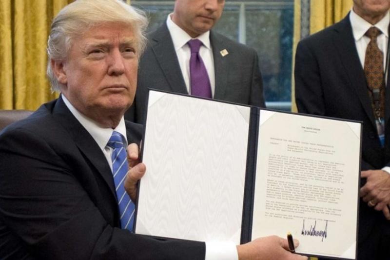 Ông Trump lại cân nhắc tái gia nhập TPP