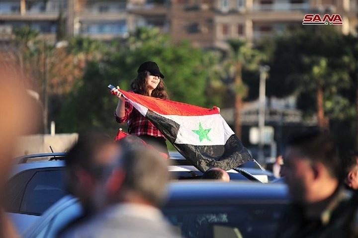 Syria sau đợt không kích của Mỹ - Anh - Pháp