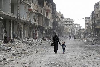 di ve dau syria
