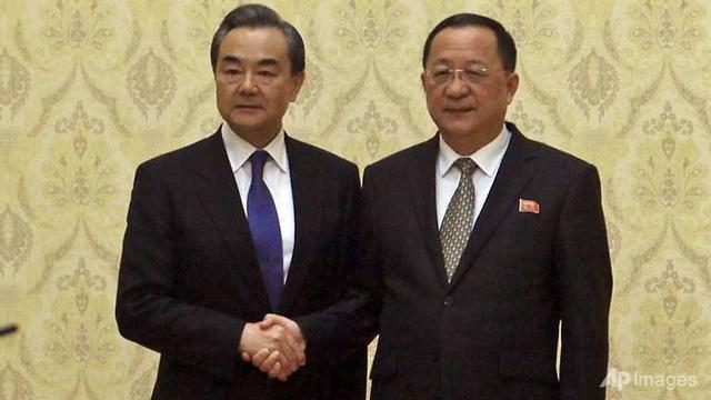 """Trung Quốc không để bị """"ra rìa"""" trong vấn đề Triều Tiên"""