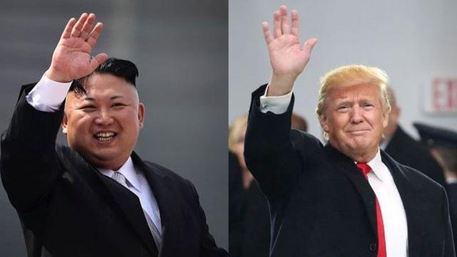 Ông Trump gặp nhà lãnh đạo Triều Tiên tại Singapore vào tháng 6