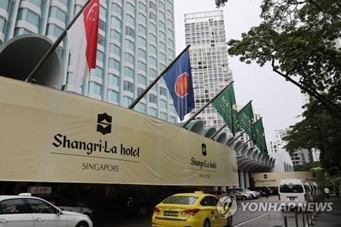Đối thoại Shangri-La 2018 nóng với vấn đề Triều Tiên và Biển Đông