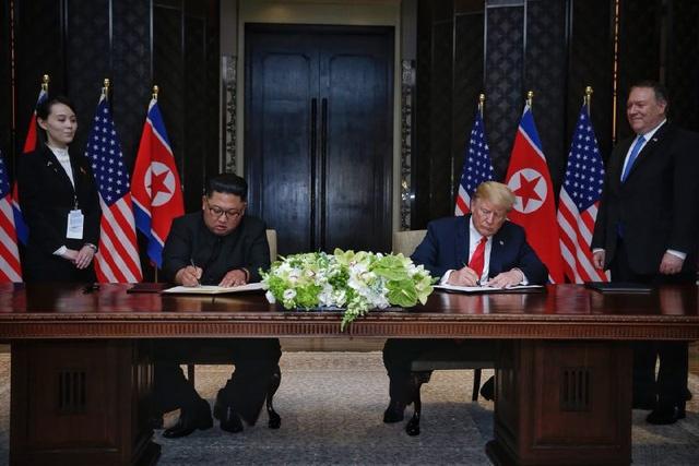 Toàn văn thỏa thuận 4 điểm Thượng đỉnh Mỹ - Triều