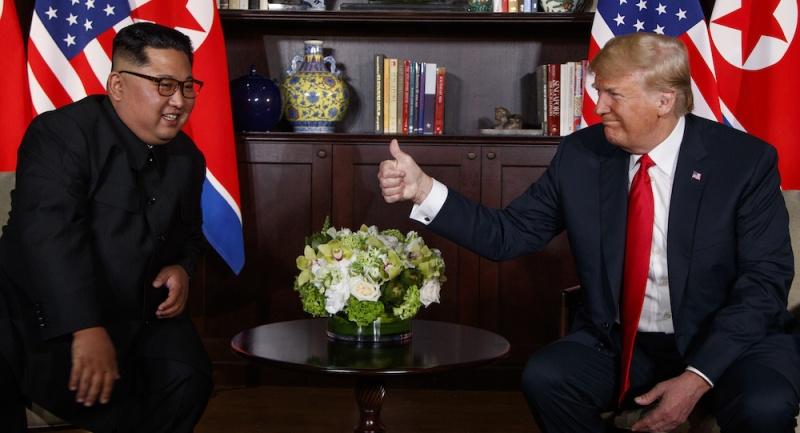 Kim Jong-un khiến thế giới nghĩ khác