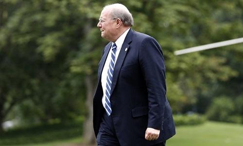 """""""Người mở đường"""" cho Thượng đỉnh Mỹ - Triều từ chức"""