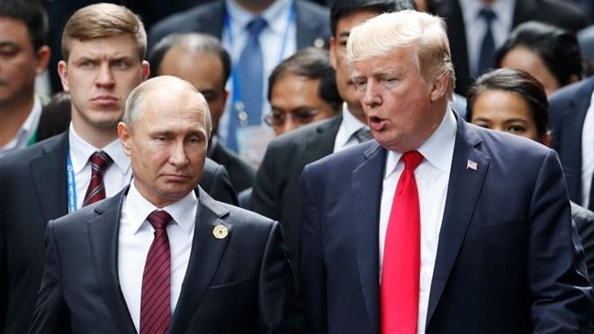 Chờ đợi gì từ Thượng đỉnh Trump – Putin