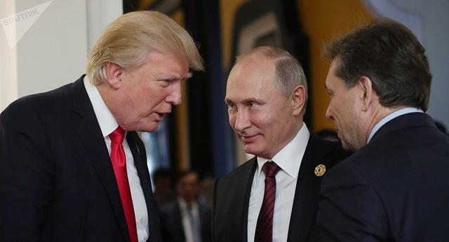 Ông Trump không kỳ vọng nhiều cuộc gặp với Putin