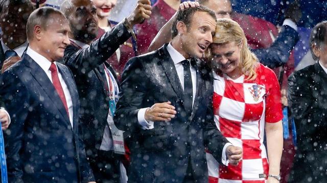 World Cup 2018 làm thay đổi nhận thức của thế giới về nước Nga
