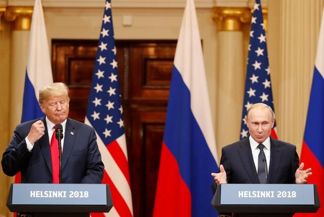 Thượng đỉnh Putin - Trump: Putin khẳng định Nga không can thiệp bầu cử Mỹ