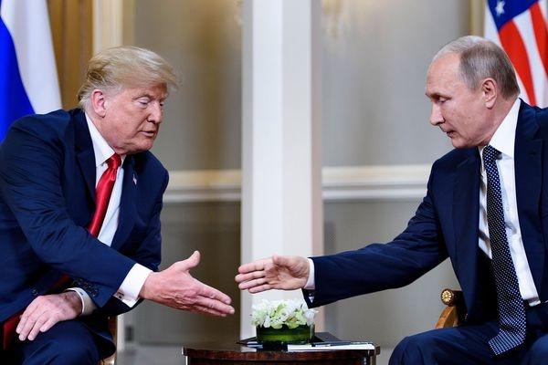 Chính giới Mỹ chỉ trích Trump sau cuộc gặp với Putin