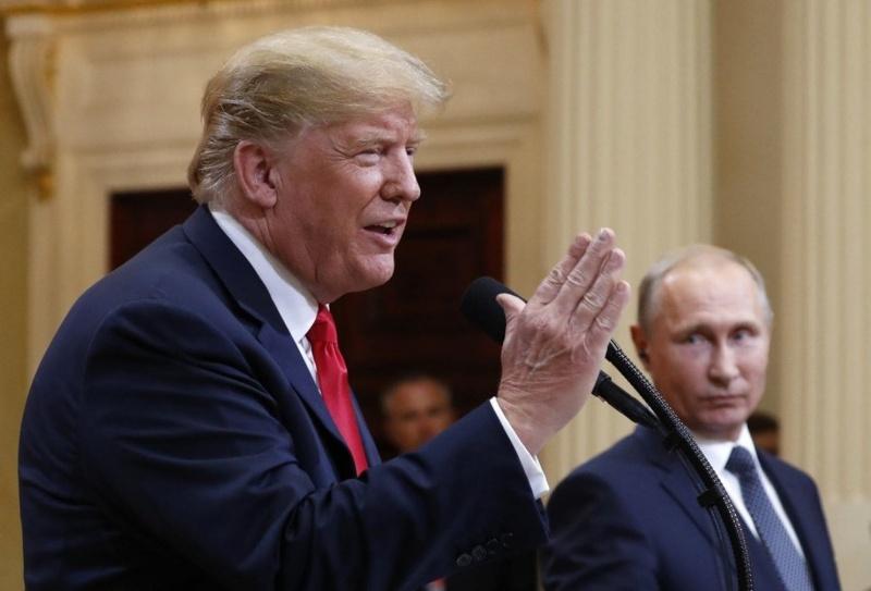 Giữa bão chỉ trích, Trump vẫn mong cuộc gặp thứ hai với Putin