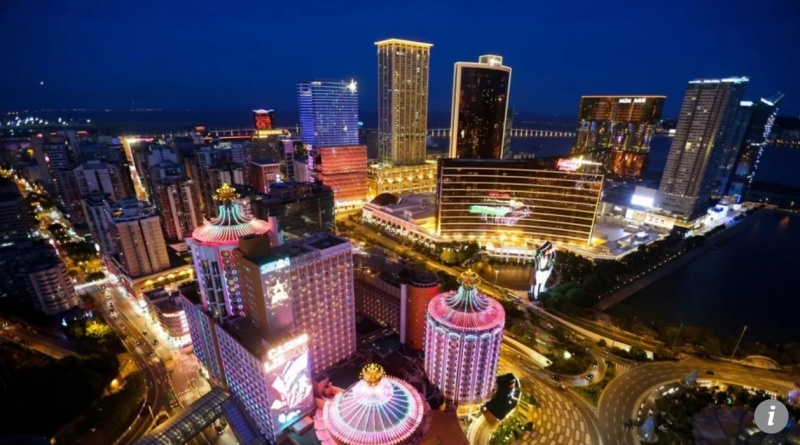 """""""Thiên đường casino"""" sắp trở thành nền kinh tế giàu nhất thế giới"""