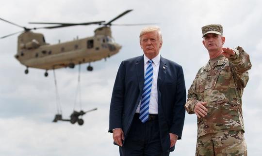 Xung quanh Đạo luật quốc phòng NDAA 2019 của Mỹ