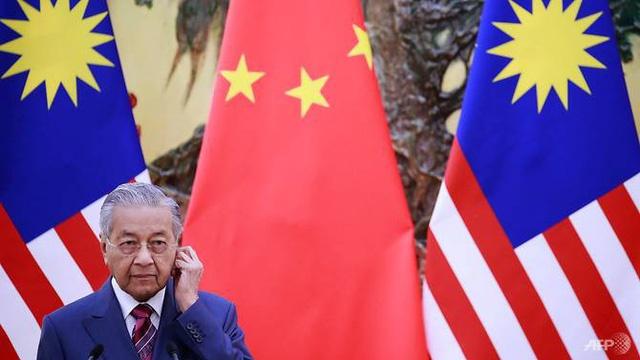 Malaysia hủy các dự án cơ sở hạ tầng trị giá hơn 20 tỷ USD với Trung Quốc