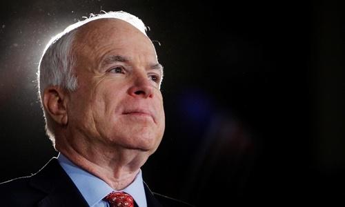 John McCain - người hùng của nước Mỹ qua đời