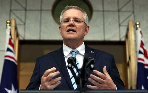 Australia ra mắt Nội các mới