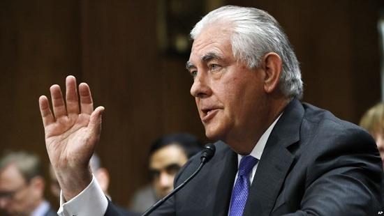 """Ngoại trưởng Mỹ vẫn """"lạc tone"""" trong vấn đề Triều Tiên"""
