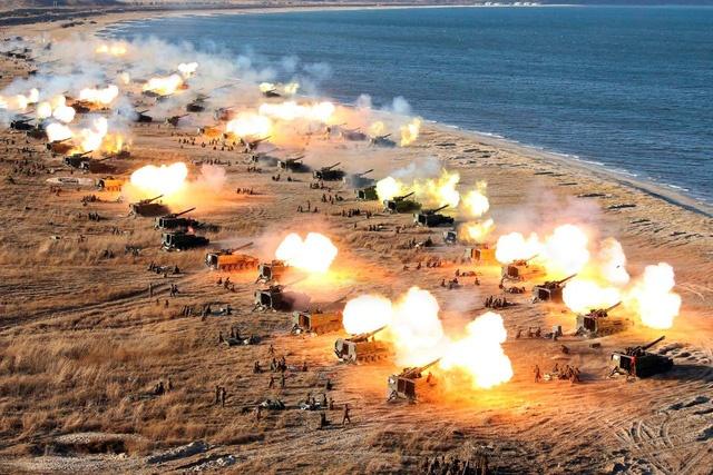 Mỹ sẽ tốn hàng nghìn tỷ nếu chiến tranh với Triều Tiên