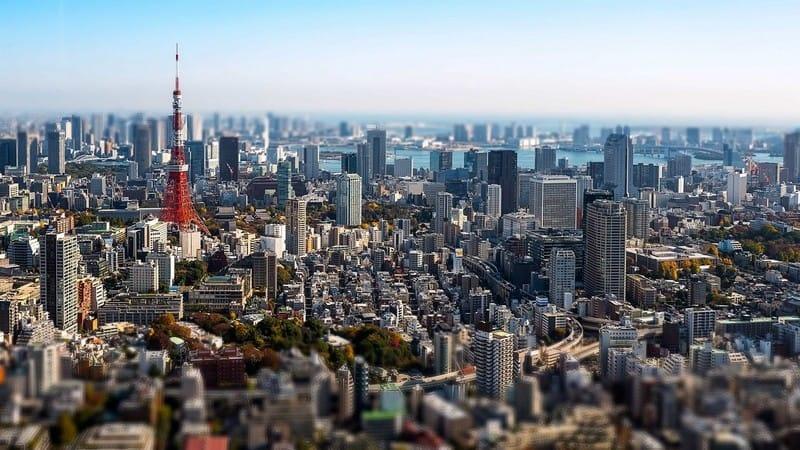 Nhớ chuyến đi Nhật Bản đầu tiên