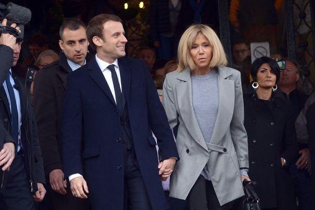 Pháp Macron và vị phu nhân hơn ông 24 tuổi
